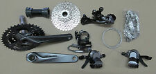Shimano Alivio 4000 MTB Groupset Complete 3x9 Without Brakes NEW 2018