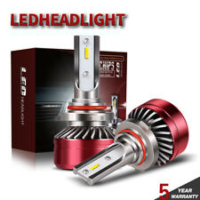 9005 LED Headlight Bulb For Toyota Camry Corolla Highlander DOT Kit 60W LXF