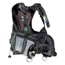 Sherwood Luna Bcd Buoyancy Compensator Tiffany Blue for Scuba Diving Dive Bc