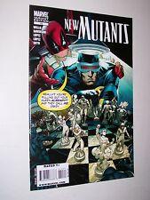 New Mutants Vol 3 (2010) #10 Adam Kubert 1:15 Deadpool Variant NM-