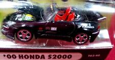 00 Honda S2000 Black Convertible SS Tuner Muscle Machine #T02-40