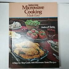 Microwave Cooking Made Easy by Audrey P. Stehle (1978, Hardcover)