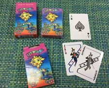 Lot Of Two Fun In The Sun Playing Cards Sun And Birds