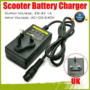 24V Battery Charger for Electric Scooter Razor e100/e150/e125 Trikke E2 X-Treme