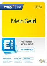 Download-Version WISO Mein Geld 2020 Professional - unbeschränkt lauffähig