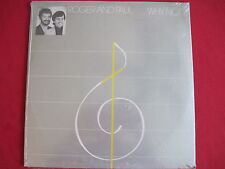 ROGER & PAUL - WHY NOT (1982) GRACED PRODUCTIONS - MINT SEALED XIAN LP