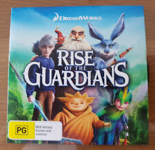 Rise Of The Guardians (DVD, 2013) Hugh Jackman, Alec Baldwin, Isla Fisher