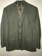 JONES NEW YORK BLAZER JACKET SIZE 44 LONG 100% WOOL