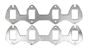 REMFLEX EXHAUST GASKETS Exhaust Gaskets BBF FE Stock Manifolds P/N - 3008