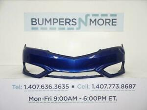 OEM 2016 2017 2018 Acura ILX Base/TECH/A-Spec Front Bumper Cover