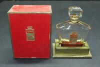 Vintage Jungle de Garnier Perfume Box & Bottle Very Rare