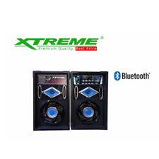"""Xtreme XT-06D+ 6"""" Bluetooth Bookshelf Speakers"""