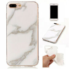 Marble Phone Case for iPhone 8 Plus / 7 Plus Silicone Shockproof Cover