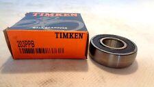 New In Box Timken/ Fafnir 203Ppb Shielded Ball Bearing