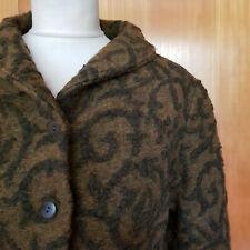 Hübscher Mantel / Wolljacke von Lana Naturalwear, M, grün