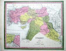1846 TURKEY in ASIA * SYRIA ARMENIA Constantinople etc* TANNER VG+ ORIGINAL