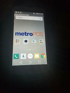 LG K7 - LGMS330 - 8GB - MetroPCS GSM Unlocked Smartphone Cellphone