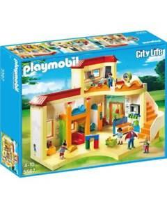 PLAYMOBIL City Life 5567   KiTa Sonnenschein   Spielset ab 4 Jahren   NEU & OVP