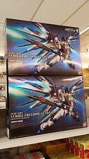 BANDAI NIB 1/60 PERFECT GRADE PG ZGMF-X20A Strike Freedom Gundam [CAN SHIP USA]