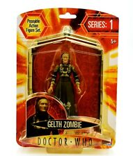 BBC Doctor Dr. Who Series 1 - Gelth Zombie Poseable Action Figure