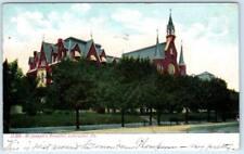 LANCASTER, Pennsylvania  PA    ST. JOSEPH'S HOSPITAL   1908  Postcard