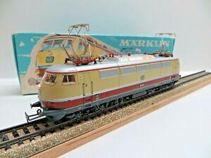 Märklin 3053 H0 Electric Locomotive Br E 03 002 DB Good Tested Boxed From 03/66