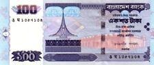 Bangladesh 2002 billet neuf de 100 taka pick 42a UNC