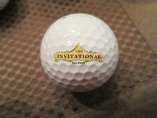 LOGO GOLF BALL-THE INVITATIONAL AT PGA WEST GOLF CLUB..TOURNAMENT....PROV1 BALL