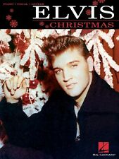 Elvis Christmas Sheet Music Piano Vocal Guitar SongBook NEW 000306991
