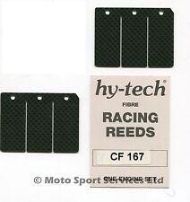 Hy-Tech Racing Reeds Carbon Fibre Honda CR250 2000 to 2001 CR 250 (CF167)