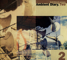 ELEKTROLUX presents AMBIENT DIARY.TWO - RARE 2 CD DIGIPAK EDITION - 1998 - OOP