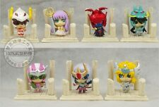 Saint Seiya The decisive battle with Arles Vol.3F 7PCS/Set Figure New with Box