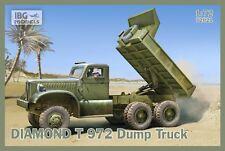 Diamond T-972 camión (British Army MKGS) 1/72 Ibg