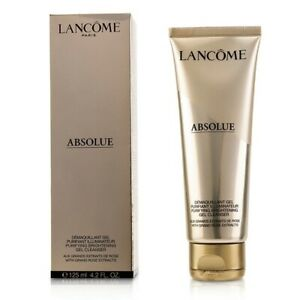 Lancome Absolue Purifying Brightening Gel Cleanser 125ml Womens Skin Care