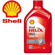 Shell Helix HX3 20W-50 (SL/CF) Latta da 1 litro