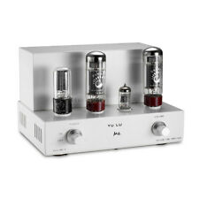 Mini EL34 Röhrenverstärker HiFi Valve Tube Power Amplifier Stereo Class A Amp