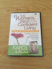 A Woman's Secret For Confident Living DVD  NEW