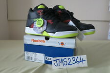 REEBOK CLASSIC THE PUMP COURT VICTORY UNI BLACK 8.5US 7.5UK 41EUR NEW RARE