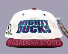 "ANAHEIM MIGHTY DUCKS VINTAGE 1993 ""SPORTS SPECIALTIES"" SNAPBACK CAP getzlaf"