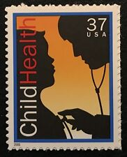 2005 Scott #3938 - 37¢ - CHILD HEALTH - Single Mint NH