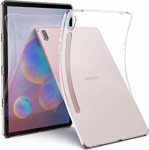 Dos Transparent Manche pour Samsung Galaxy Tab S6 T860/T865 10.5 inch & Trempé