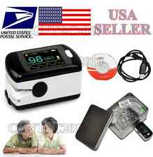 *USA STOCK* CONTEC CMS50E Colour OLED Fingertip Pulse Oximeter with USB Software