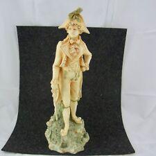schöne alte Porzellanfigur Royal Dux Bohemia ca. um 1910
