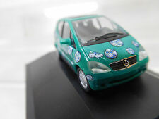 eso-2882	Herpa Private Collection 1:87 Mercedes A-Klasse Fußball