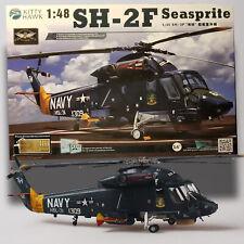 KITTY HAWK 1/48 SH-2F SEASPRITE MODEL KIT 80122