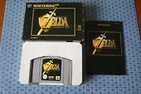 Nintendo 64 game - The Legend of Zelda - Ocarina of Time GC N64