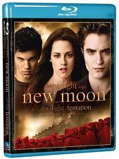 Twilight Saga: New Moon (Blu-ray) Robert Pattinson, Kristen Stewart NEW