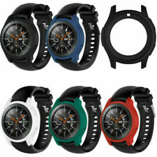 Case Cover Silicone for Samsung Galaxy Watch 46mm SM-R800 & Gear S3 Frontie