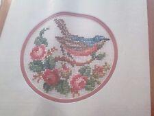 'Victorian Lovebird' Carolyn Meacham cross stitch chart (only)