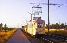 PHOTO  SNCV TRAM OOSTENDE AUG1964